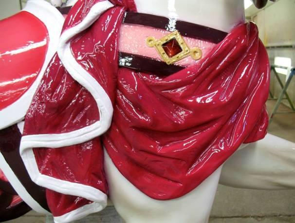 The newly painted sash looks amazing!