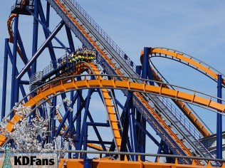 Leaving the midcourse brake run (MCBR)