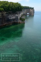 Grand Portal Point - Pictured Rocks National Lakeshore