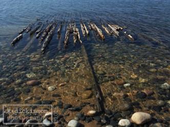 Shipwreck - Lake Superior