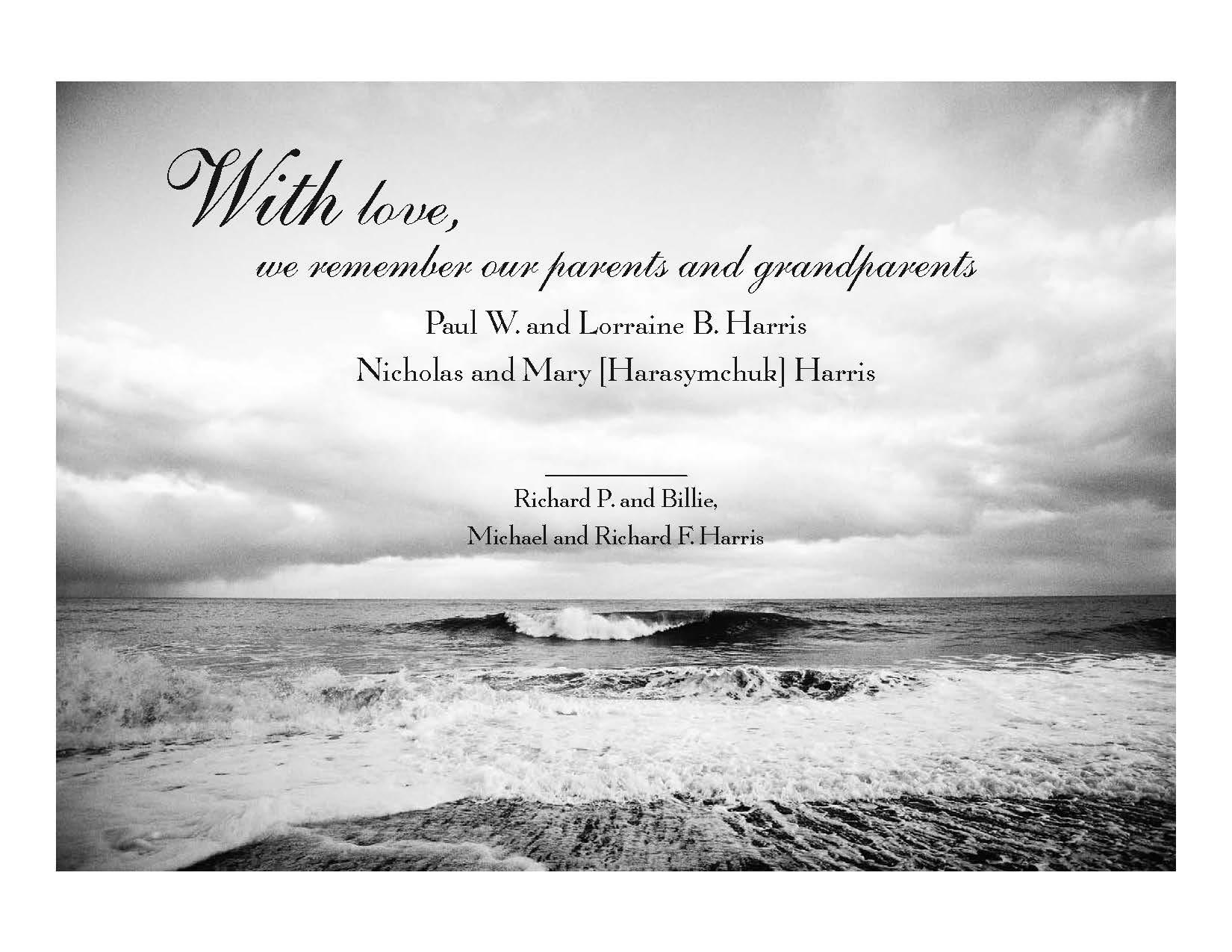 Tribute ad