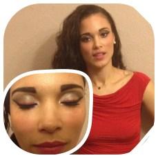 Bespoke eye makeup