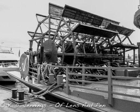 Paddle Steamer Paddle Boat Riverboat Hamburg