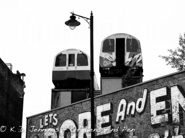 Street Art - Shoreditch - London