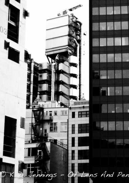 Industrial Sight - The City - London