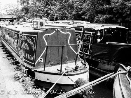 Barges - Islington - London
