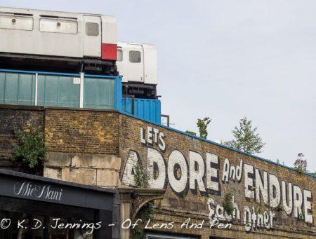 Street Art in Shoreditch London Photo 1