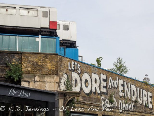 Street Art in Shoreditch London Photo 1