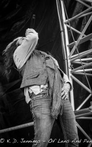 The Dead Daisies - Musikmesse Frankfurt 2016 - John Corabi