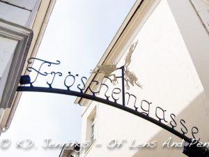Froeschengasse Saarbruecken