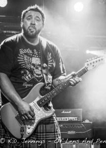 King King | Reaching For The Light Tour 2017 - Alan Nimmo