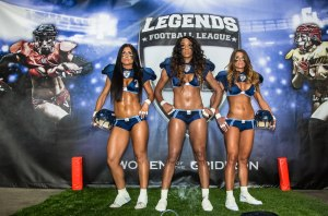 Legends Football League rebranding Knuckle Dragger Magazine