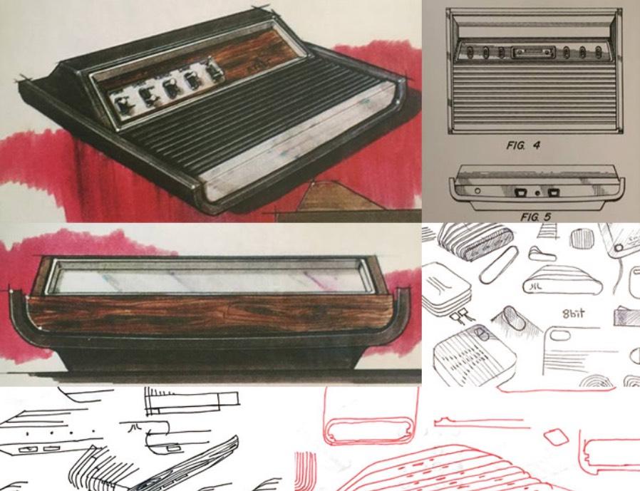Atari VCS concept art