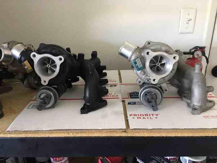 turbo side by side