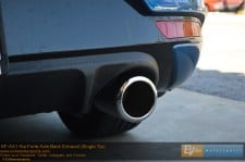 evilla exhaust
