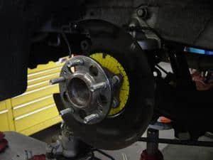 Pierce rear camber kit