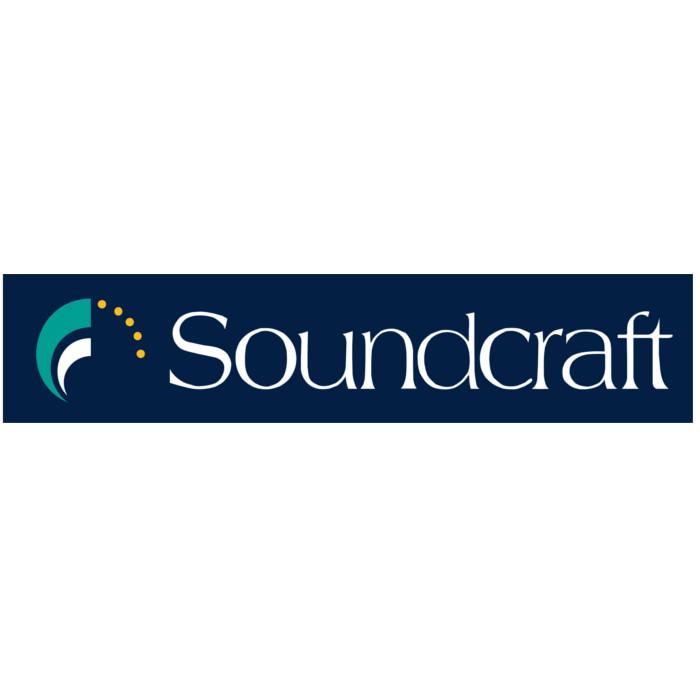 Soundcraft Logo Homepage