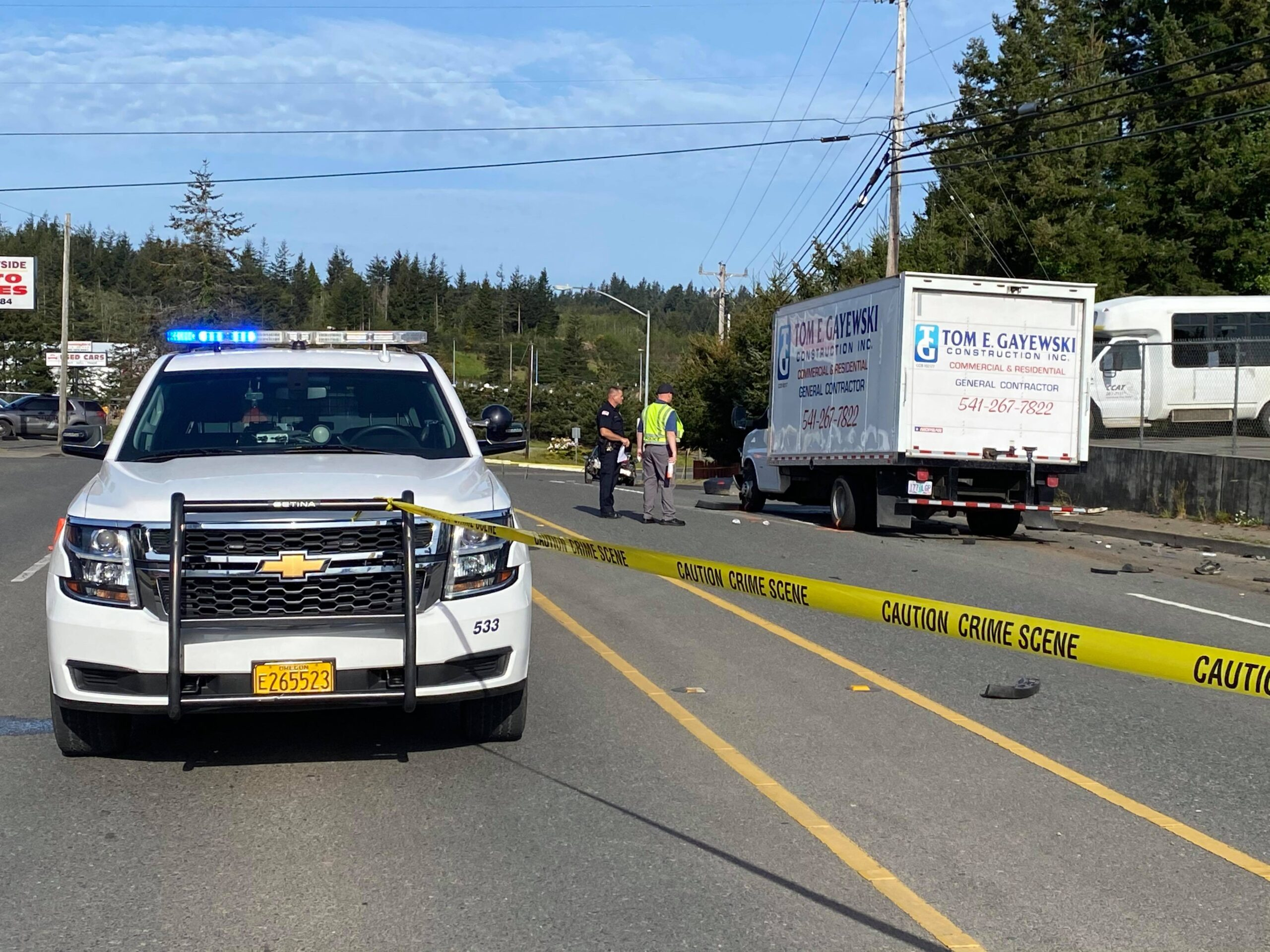 Ocean Boulevard Crash Victim Identified/Citation Issued