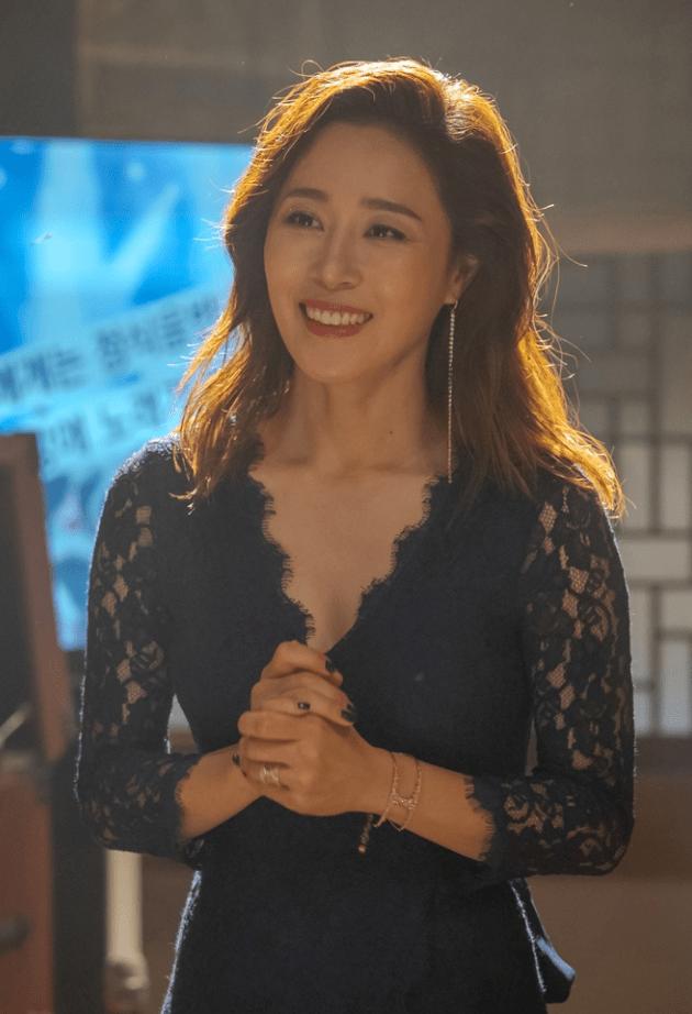ジェシカ・リー(cast:ムン・ジョンヒ)