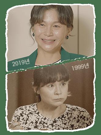 ユ・ヒャンジャ(cast:キル・ヘヨン)