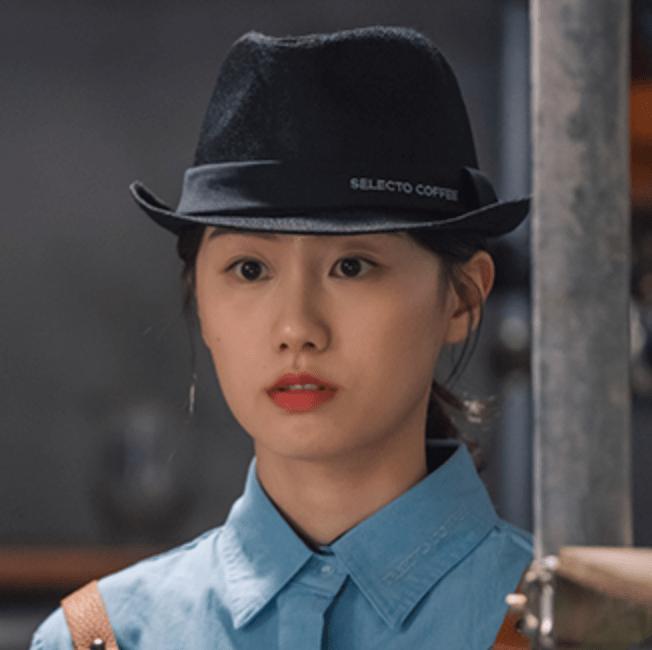 ミン・アリ(cast:ユン・サンジョン)