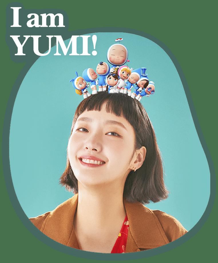 キム・ユミ(cast:キム・ゴウン)