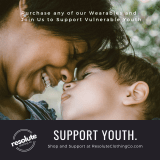 Supporting Vulnerable Youth | RESOLUTE CLOTHING CO