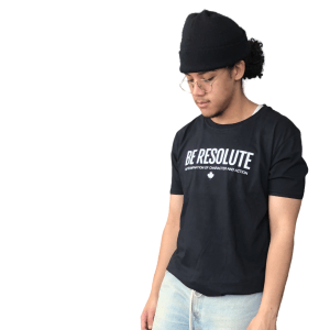 Resolute Clothing Co | Supporting Vulnerable Youth With Products Sold