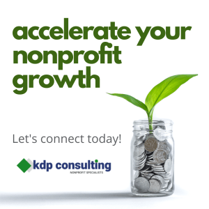 Accelerate Your Nonprofit Growth | kdpconsulting.ca