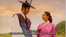 Korean drama Mandate of Heaven ep 20