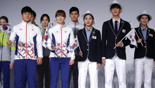 South Korean Rio Olympics Team Media Session