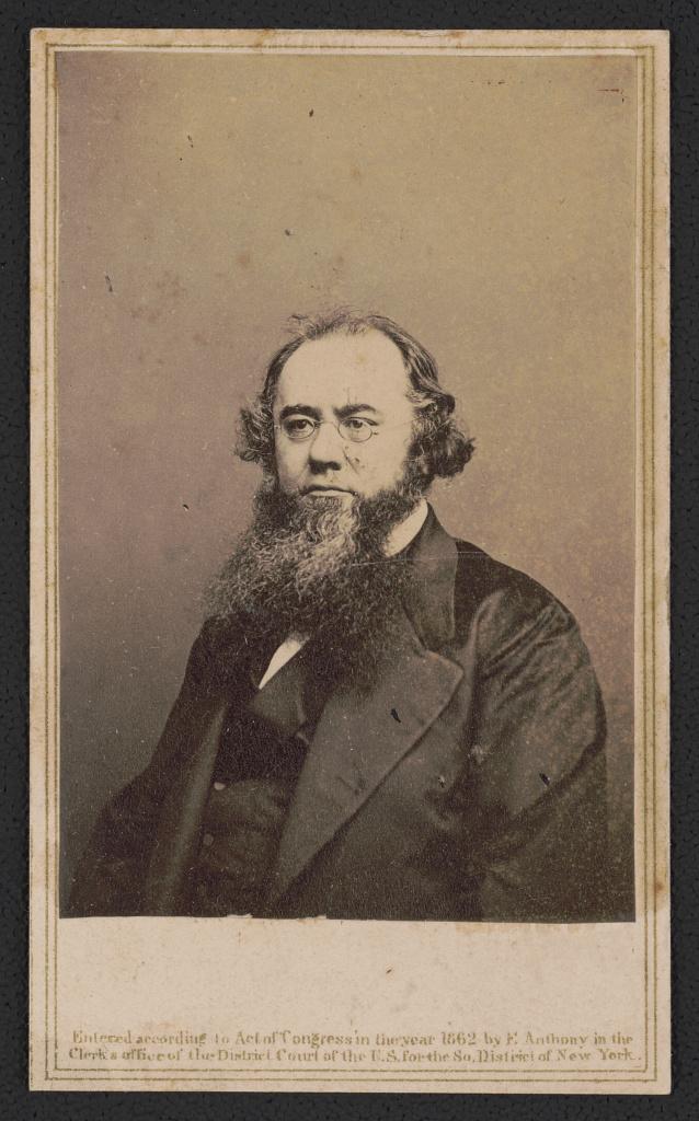 Edwin Stanton, Secretary of War during the American Civil War