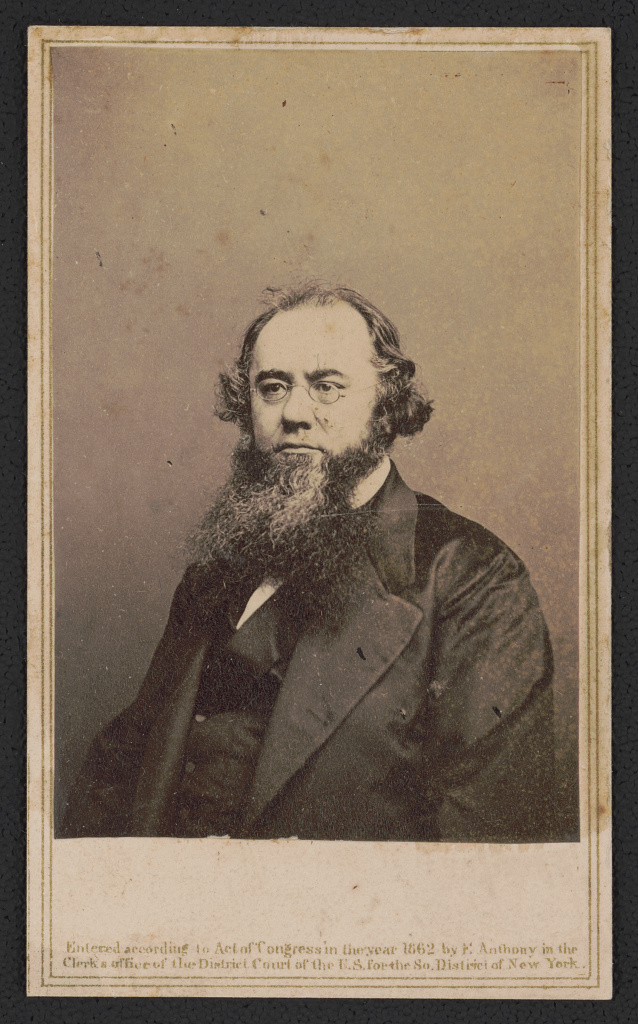 Edwin Stanton, Secretary of War during the American Civil War