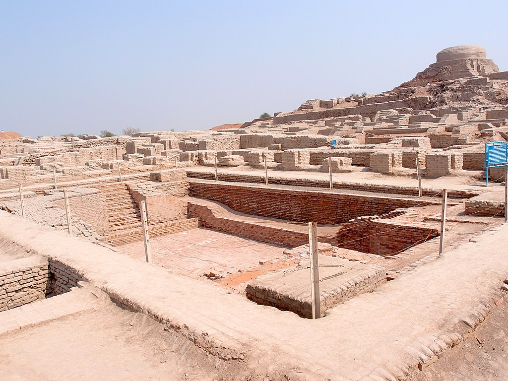 The Mysteries of Mohenjo-daro