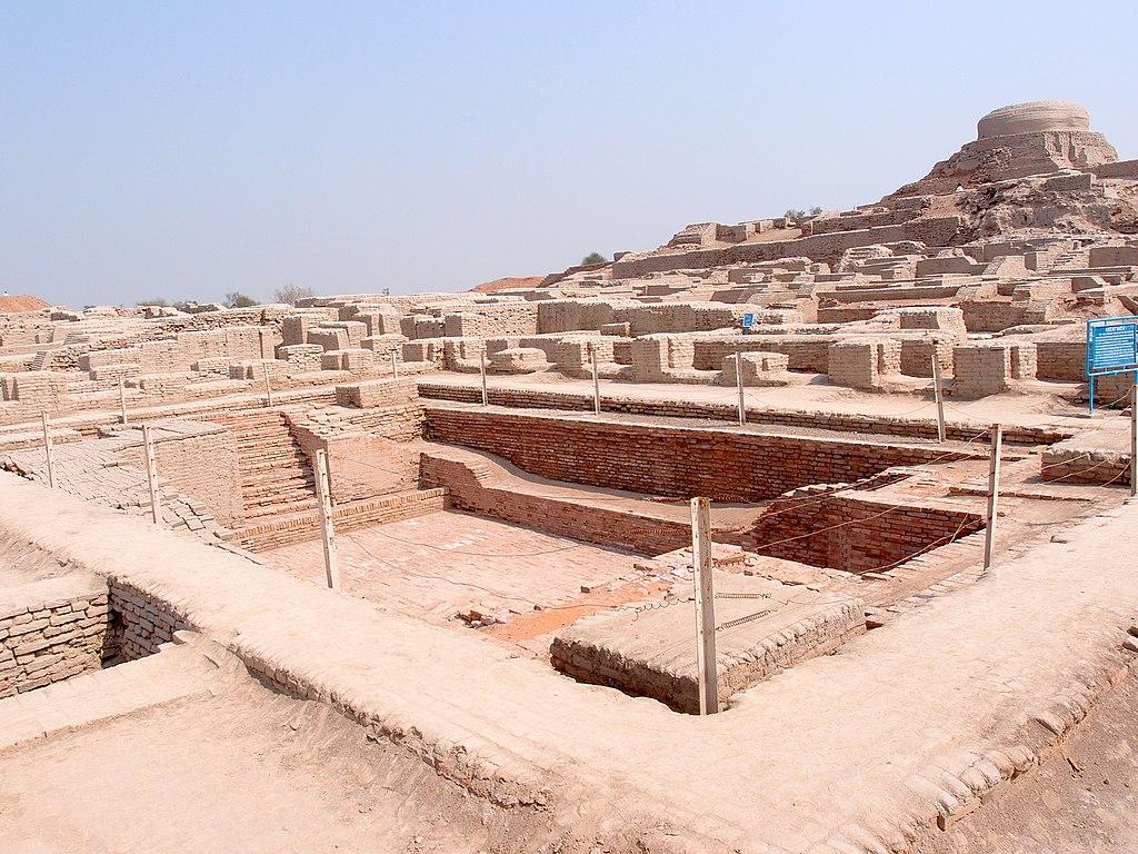 The Mysteries of Mohenjo-daro