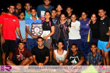 Unbeaten Champions at RCL