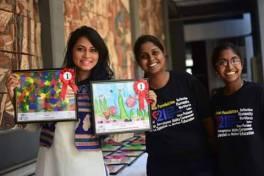 Snap with Pooja Umashankar at the WDSD celebrations
