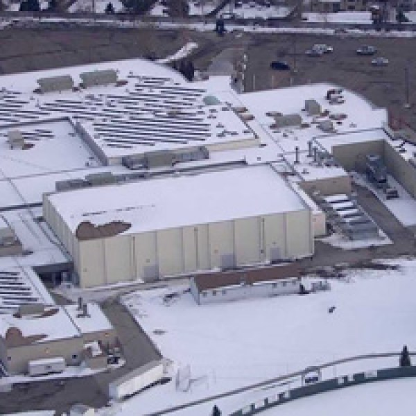 Columbine High School - Winter