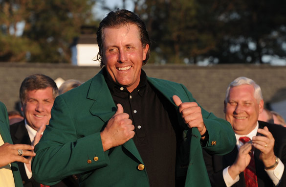 Phil Mickelson (Photo: CNN)