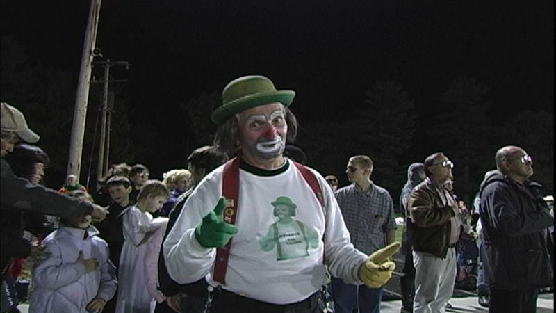 Dynamite the Clown, (Photo: WFQX FOX33/MGN Online)