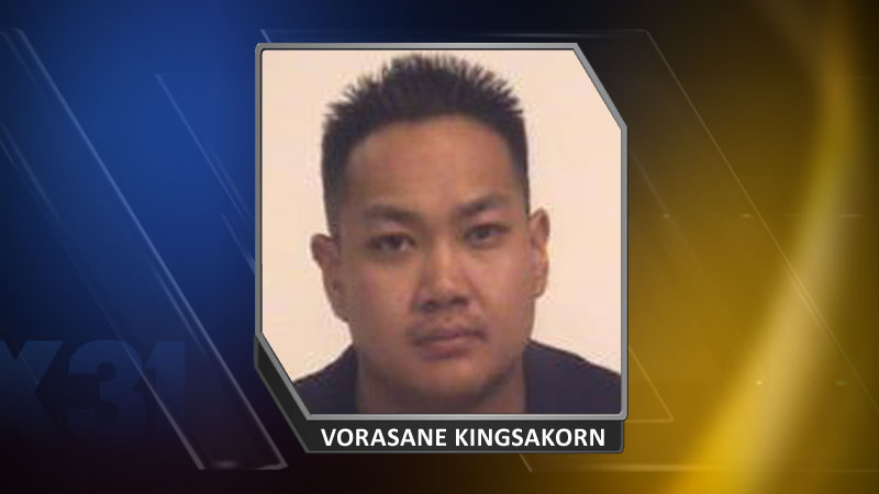 Vorasane Kingsakorn was arrested by Broomfield police Feb. 4, 2014 on charges of armed robbery. (Photo: BPD)