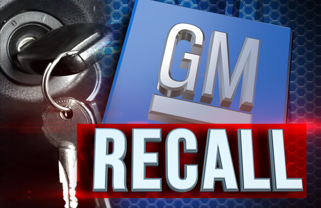 GM Recall for ignition switch problem