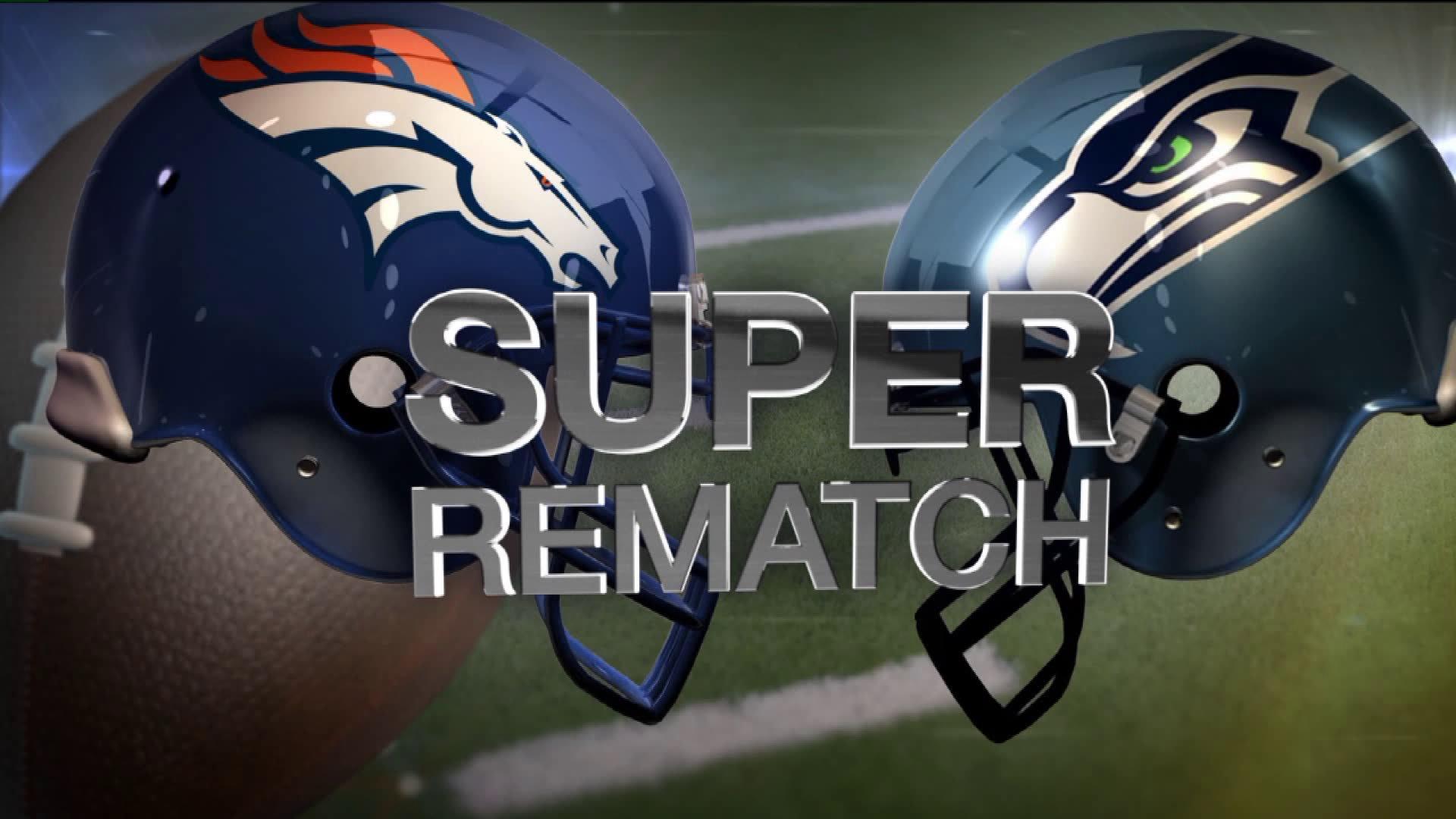 Broncos Seahawks rematch