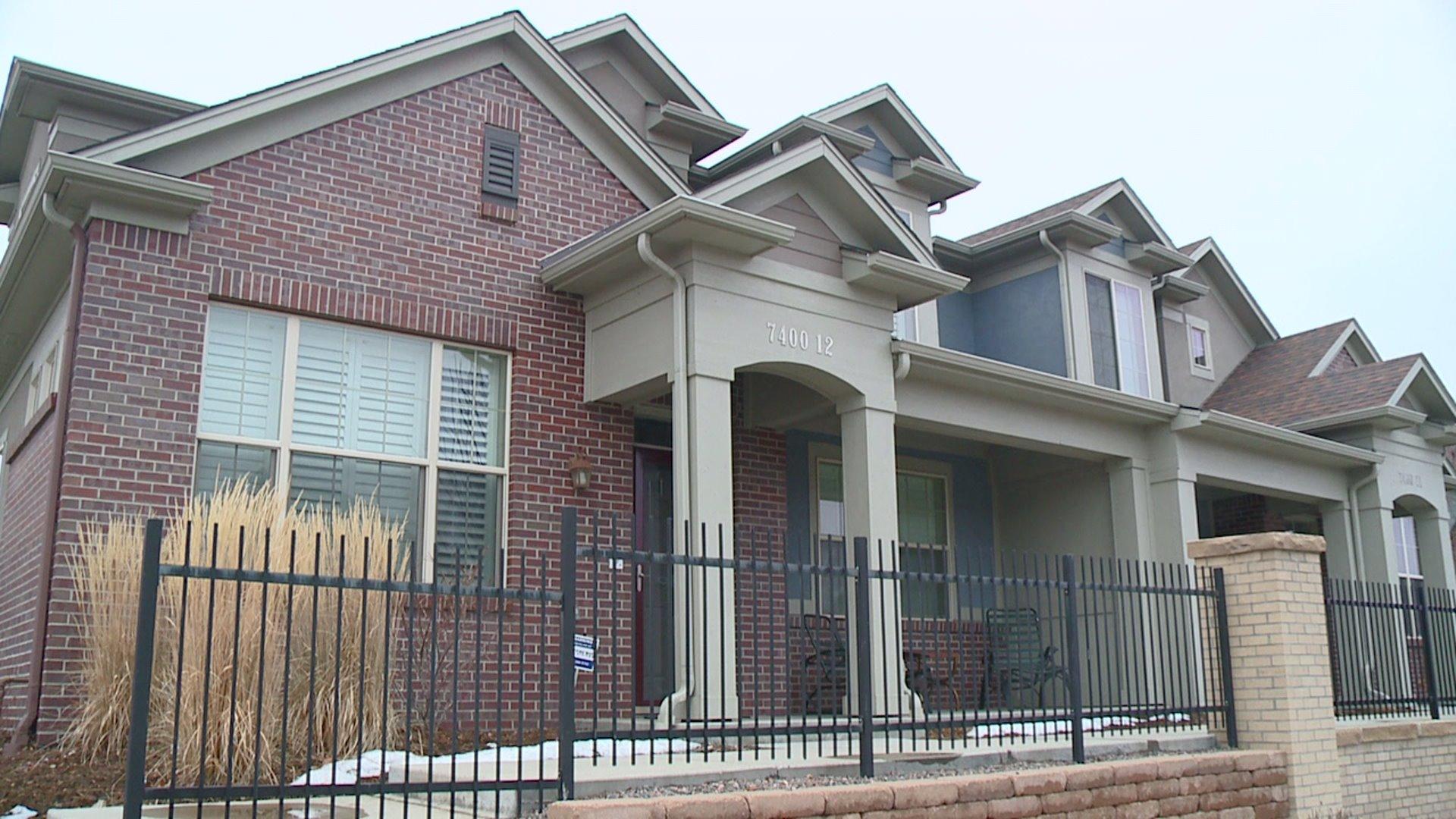 Condominium in Denver's Lowry neighborhood