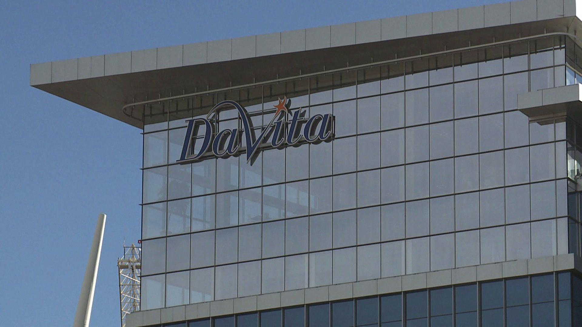 DaVita's corporate headquarters in lower downtown Denver.