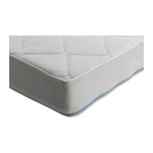 Vyssa Vackert mattress. Photo courtesy: IKEA