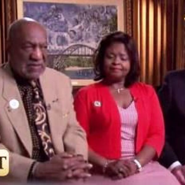 "Bill Cosby does interview on GMA on May 15, his answers were ""incomprehensible"" some said."