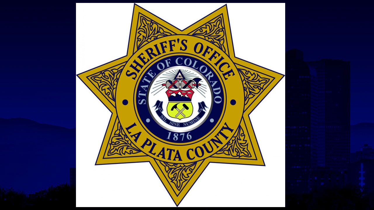 La Plata County Sheriff's Office logo