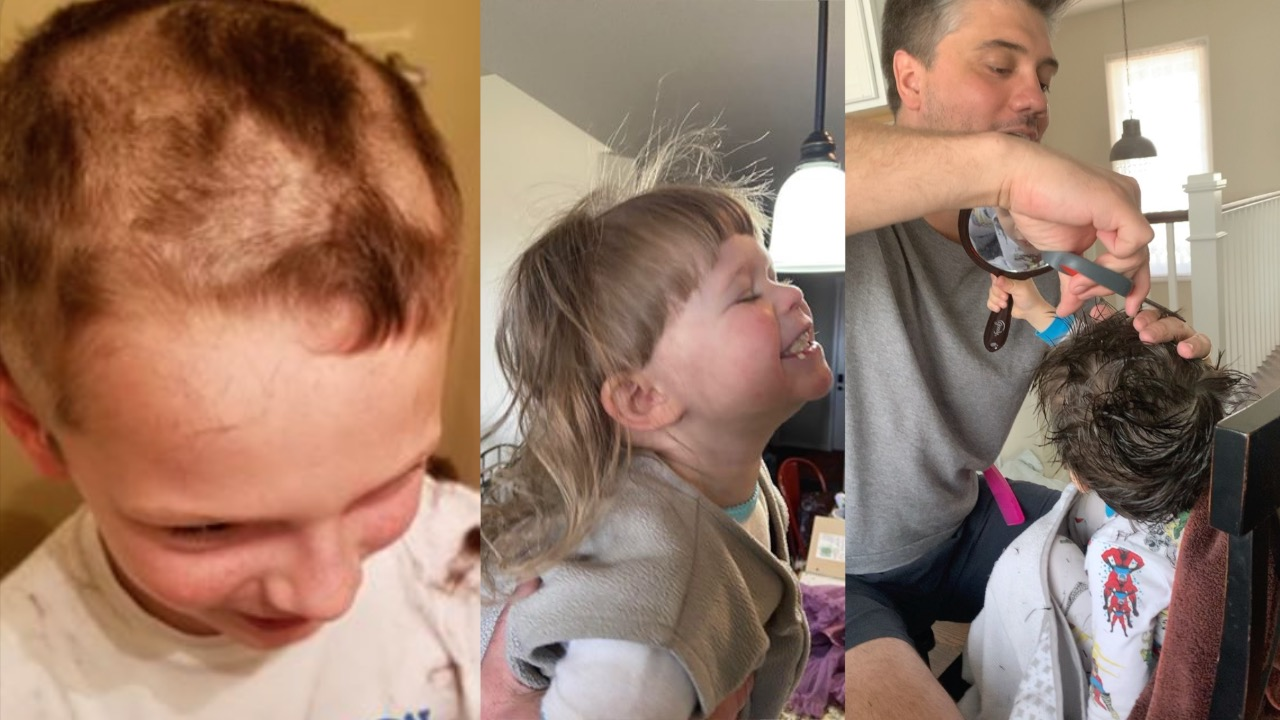 Stay-At-Home haircuts in Colorado