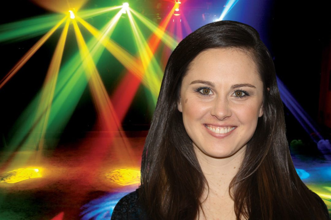 Ashley Nanfito - Kearney's Dancing with the Stars 2